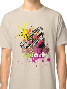 retro splash  Classic T-Shirt