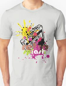 retro splash  T-Shirt