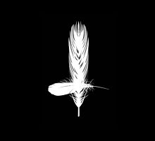 Feather Cross by Cats 13