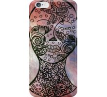 Through Closed Eyes I Sea iPhone Case/Skin