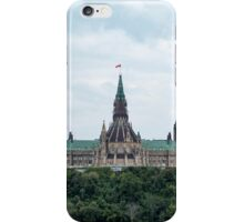 Canada's Parliament buildings - Ottawa, Canada iPhone Case/Skin
