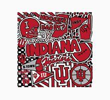Indiana University Collage T-Shirt
