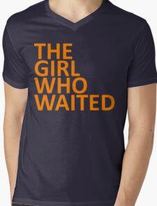 The Girl Who Waited  Mens V-Neck T-Shirt