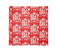 The Kill 'N' Grill Scarf