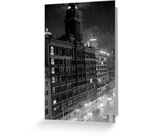 Sydney Gothic Greeting Card