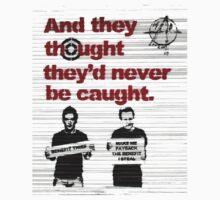 Benefit Thieves by Pride by GraffArt Tees