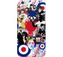 Indie Rock N Roll iPhone Case/Skin
