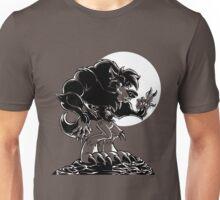 Full Moon Werewolf Unisex T-Shirt