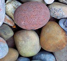 Rainbow Rocks by Graciela Maria Solano