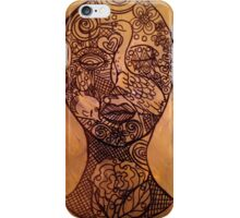 She Was iPhone Case/Skin
