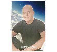 Rest in Paradise, Dr. Wayne Dyer  Poster