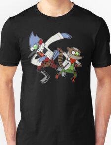Star Fox x Regular Show Hoodie Unisex T-Shirt