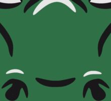 Crocodile funny goofy sweet Sticker