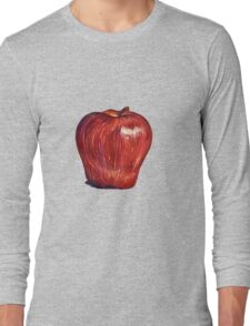 Red Delicious Long Sleeve T-Shirt