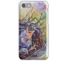 Baby Cardinal iPhone Case/Skin