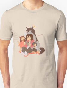 Wolf Family T-Shirt