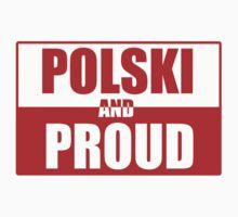 Polski and Proud t shirt by PolishArt