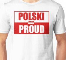 Polski and Proud t shirt Unisex T-Shirt