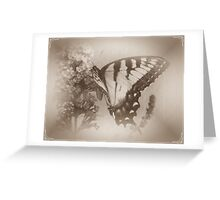 Butterfly Dreamin Greeting Card