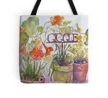 Giggle in the Garden Tote Bag