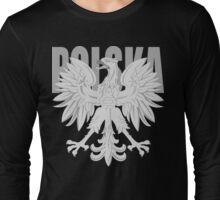 Polska Eagle t shirt Long Sleeve T-Shirt