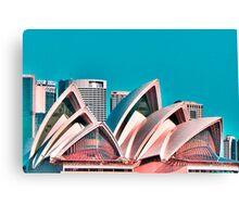 Sydney Opera House. Canvas Print