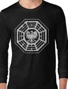 Polish Eagle Dharma t shirt Long Sleeve T-Shirt