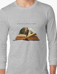 Bilbo's Adventure Long Sleeve T-Shirt