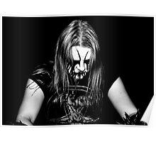Satanic Warmaster Poster