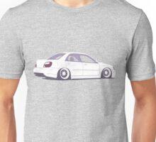 Slammed Subaru WRX Impreza JDM Unisex T-Shirt