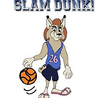 Slam Dunk! by madmanmike1980