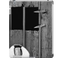 Old Barn Facade iPad Case/Skin