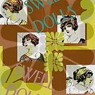 Swell Dolls by Ruth Palmer