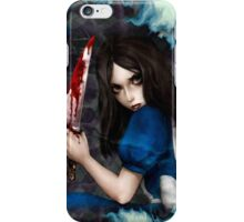 Alice Madness Returns iPhone Case/Skin