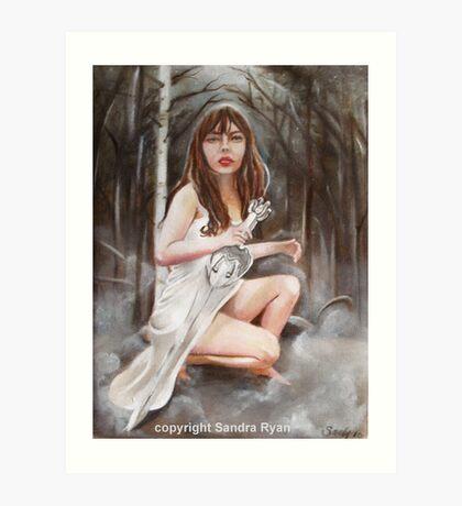 Carolina Art Print