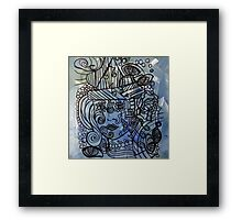Music Heals Framed Print