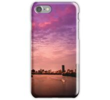 Charles River , Boston iPhone Case/Skin