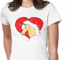 Welsh Magik Womens Fitted T-Shirt