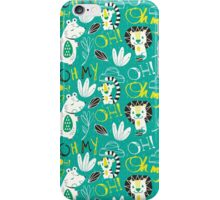 Oh my! Too iPhone Case/Skin