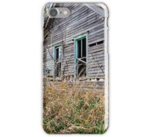 Old Decaying House iPhone Case/Skin