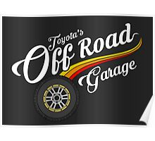 Off Road Garage 2 Poster