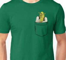Shrek Pocket Unisex T-Shirt