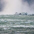 Frozen Niagara ~ Resisting The Plunge by artwhiz47