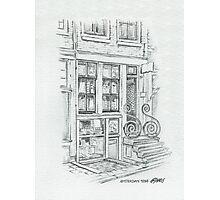 AMSTERDAM 1914 - PENCIL DRAWING Photographic Print