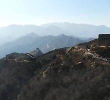 The Great Wall II by Luke Griffin