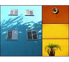 Urban Fragments III Photographic Print