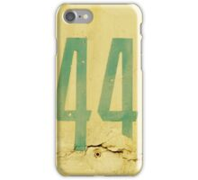 The Secret Code iPhone Case/Skin