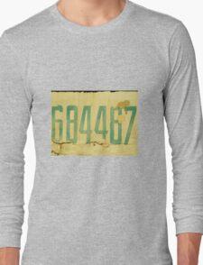 The Secret Code Long Sleeve T-Shirt