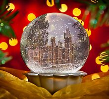 Christmas Snowglobe by Phil-Edwards