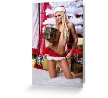 Replacement Santa Greeting Card